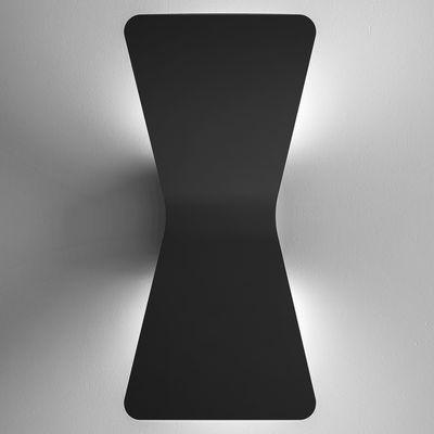 Foto Applique Flex LED - Fontana Arte - Nero - Metallo