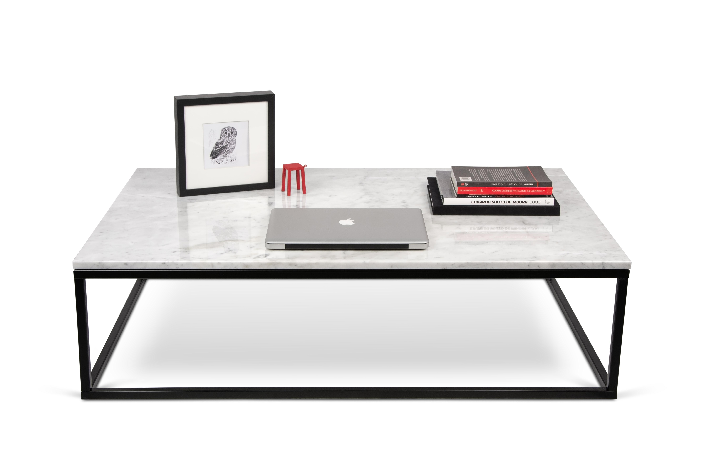 table basse marble marbre 120 x 75 cm marbre blanc. Black Bedroom Furniture Sets. Home Design Ideas