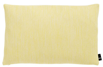 Foto Cuscino Eclectic / 45 x 30 cm - Hay - Giallo - Tessuto