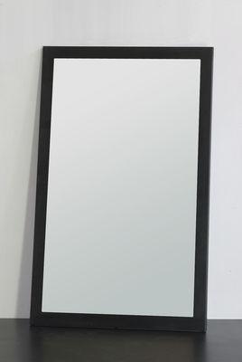 furniture mirrors big frame mirror by zeus 210 x 130 cm phosphated