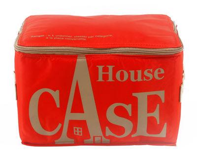 rangement house case medium orange bensimon. Black Bedroom Furniture Sets. Home Design Ideas