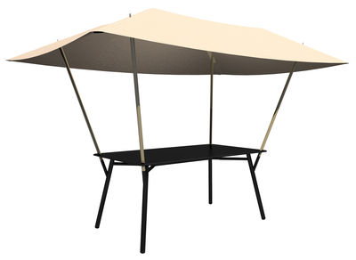 Tablabri Table - With sun protection canvas