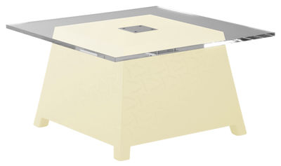 Raffy luminous coffee table - indoor
