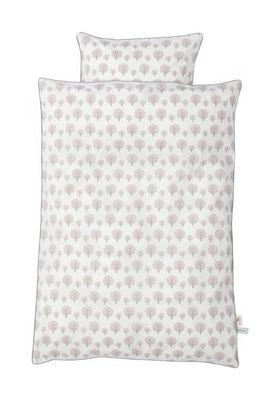 parure de lit enfant dotty baby 70x100 cm 70 x 100 cm rose p le ferm living. Black Bedroom Furniture Sets. Home Design Ideas