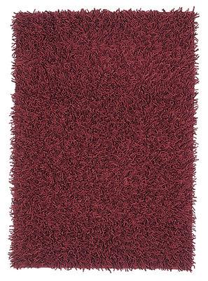 Foto Tappeto Cuks - 80 x 140 cm di Nanimarquina - Rosso - Tessuto