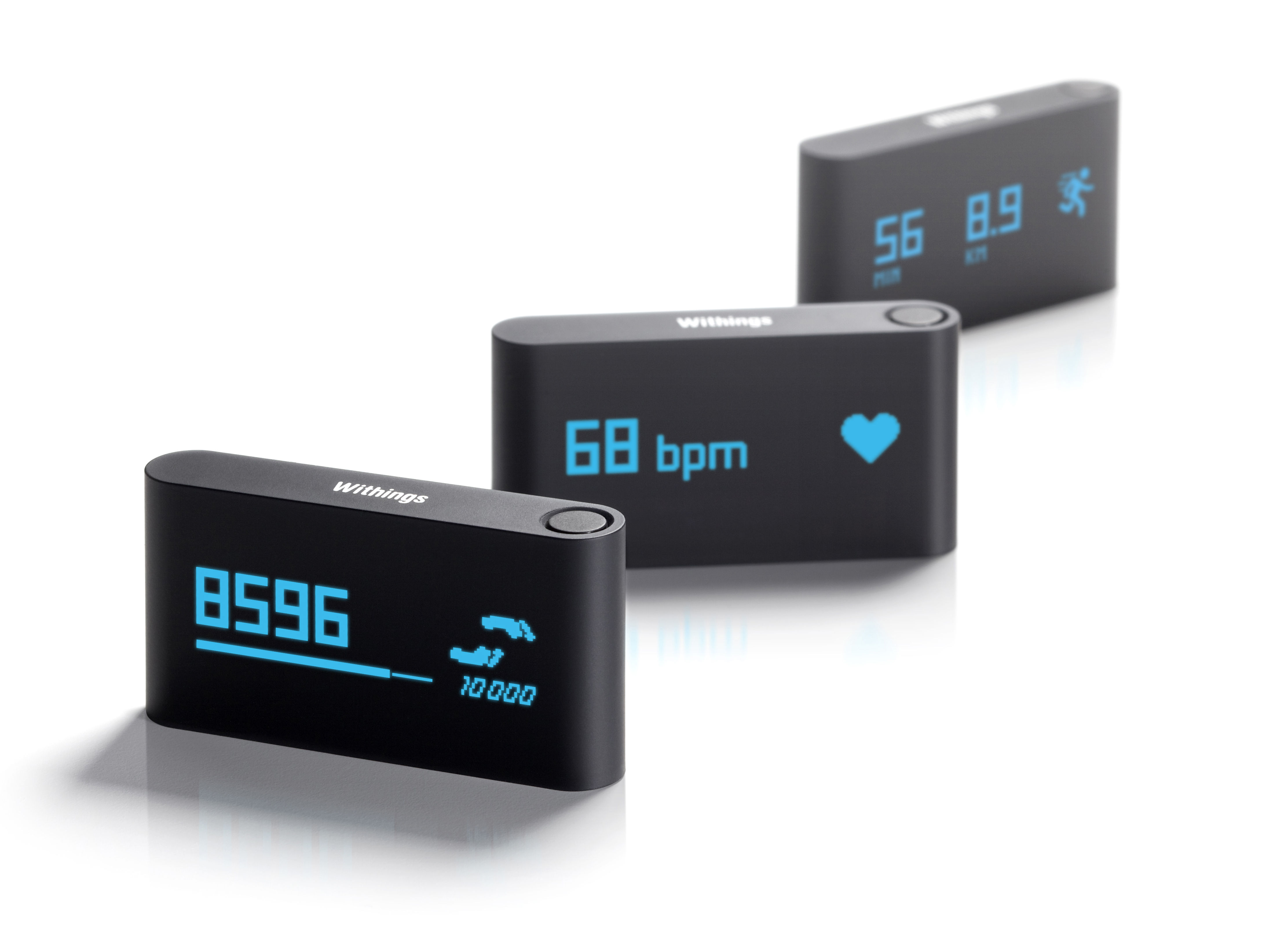 Pulse Activity tracker Black by Withings
