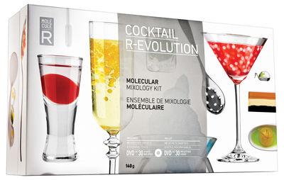 Kit cucina molecolare cocktail r volution di mol cule r - Kit cucina molecolare ...