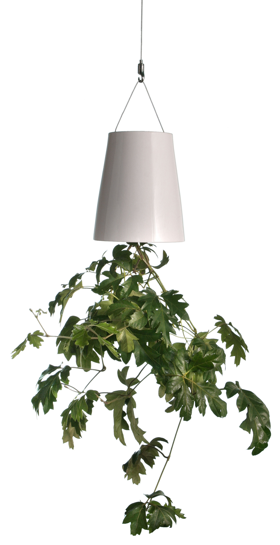 sky blumenkasten ber kopf h ngender blumentopf h 14 cm boskke wei ebay. Black Bedroom Furniture Sets. Home Design Ideas