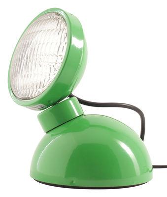 Foto Lampada da tavolo 1969 di Azimut Industries - Verde - Metallo