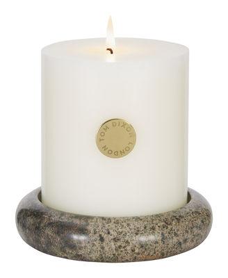 stone pillar set aus kerze kerzenst nder aus marmor. Black Bedroom Furniture Sets. Home Design Ideas
