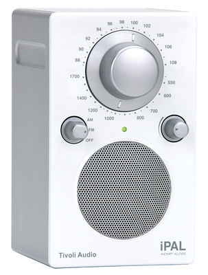 iPal Radio - Speaker compatible with iPod