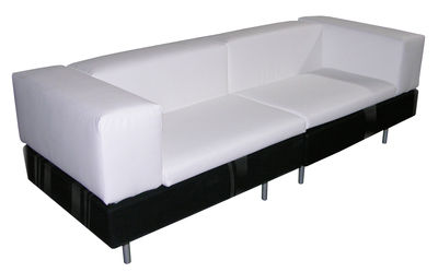 Happy Life Sofa lackiertes Gestell
