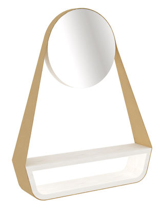 Bienvenue Shelf - with mirror