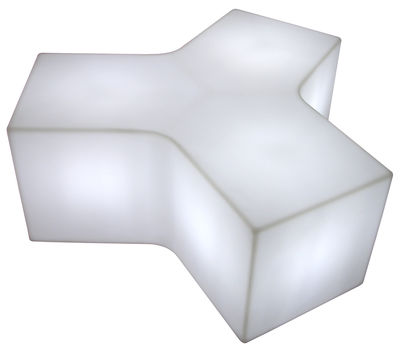 Ypsilon luminous coffee table - Outdoor