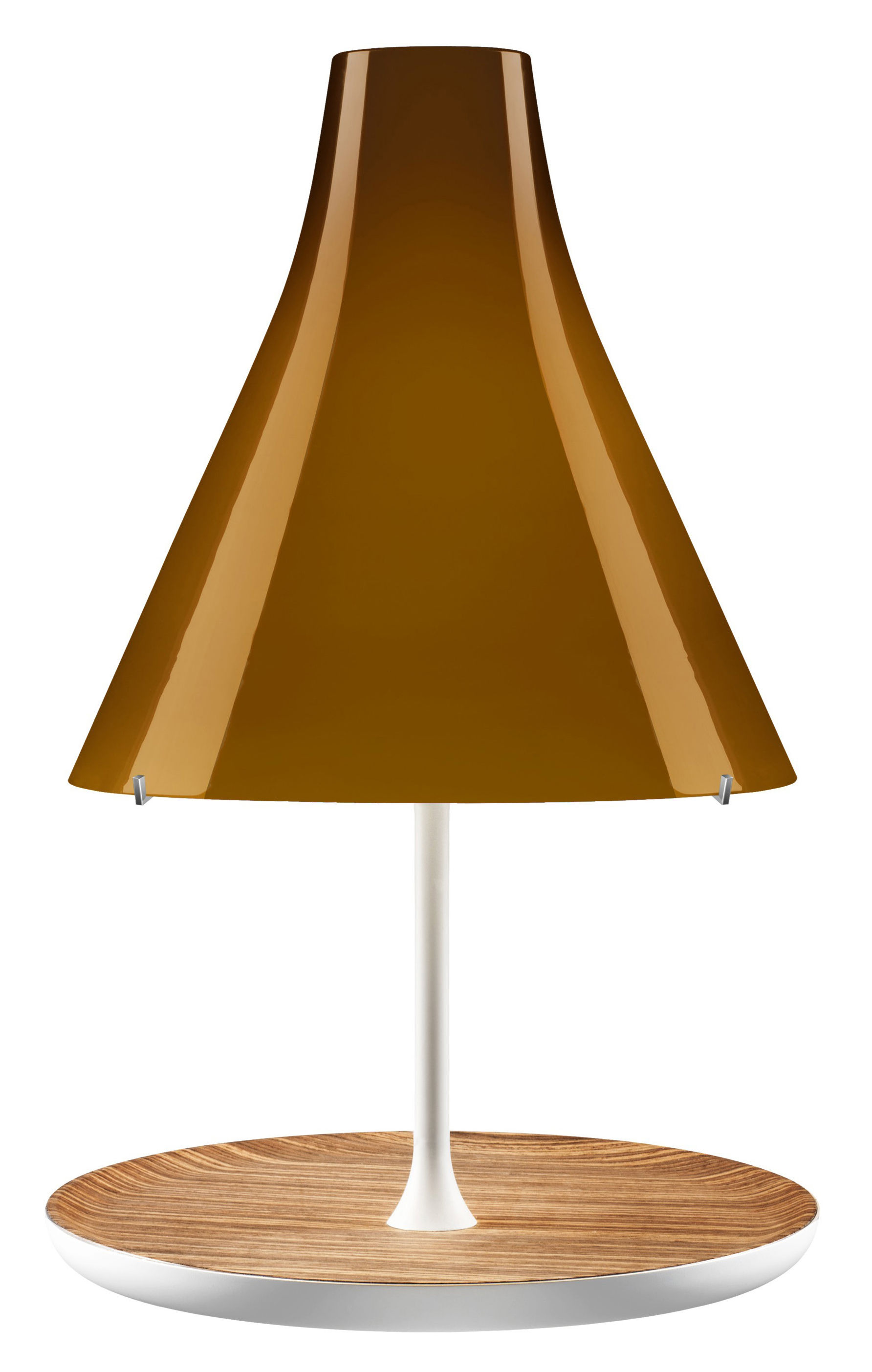 tosca table lamp wooden base amber lampshade wood base by foscarini. Black Bedroom Furniture Sets. Home Design Ideas