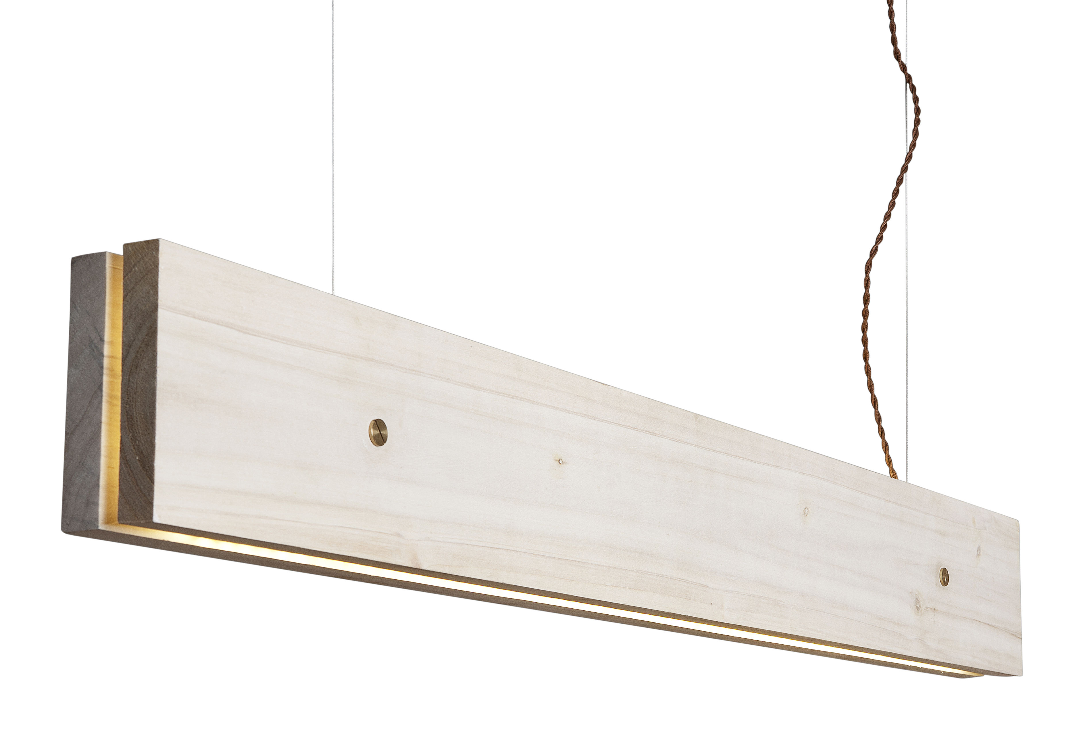 Illuminazione Con Cavi Dacciaio : By Northern Lighting Plank Light ...