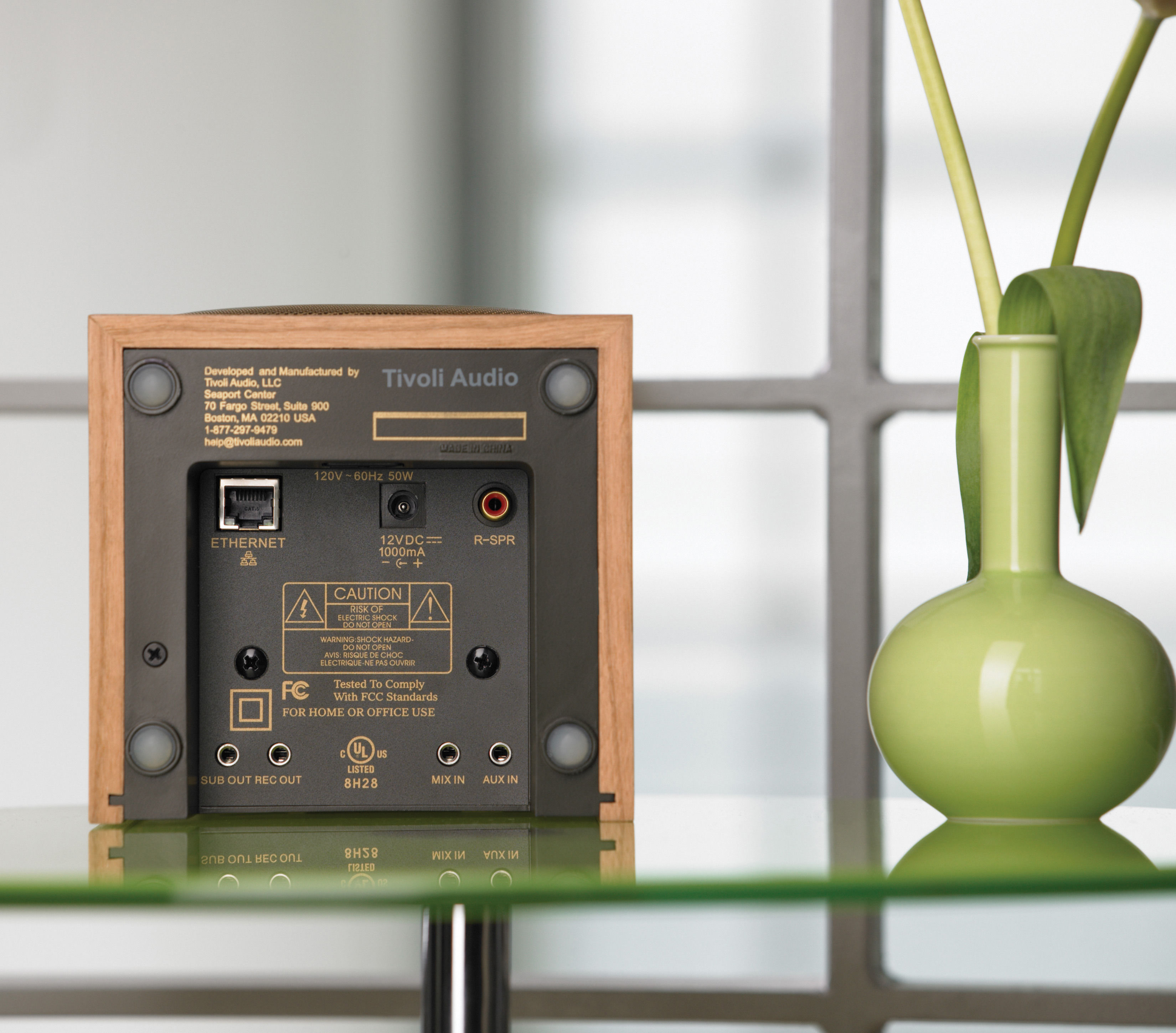 radio networks radio internet et enceinte compatible ipod. Black Bedroom Furniture Sets. Home Design Ideas