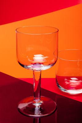 Ovale  verre à eau (x4)  alessi  Acheter ce produit au meilleur prix !