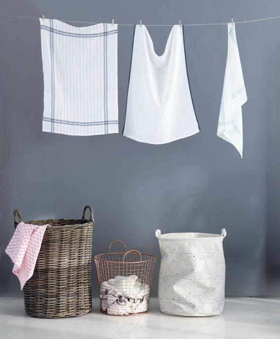 triangular 40 x h 50 cm house doctor w schekorb. Black Bedroom Furniture Sets. Home Design Ideas