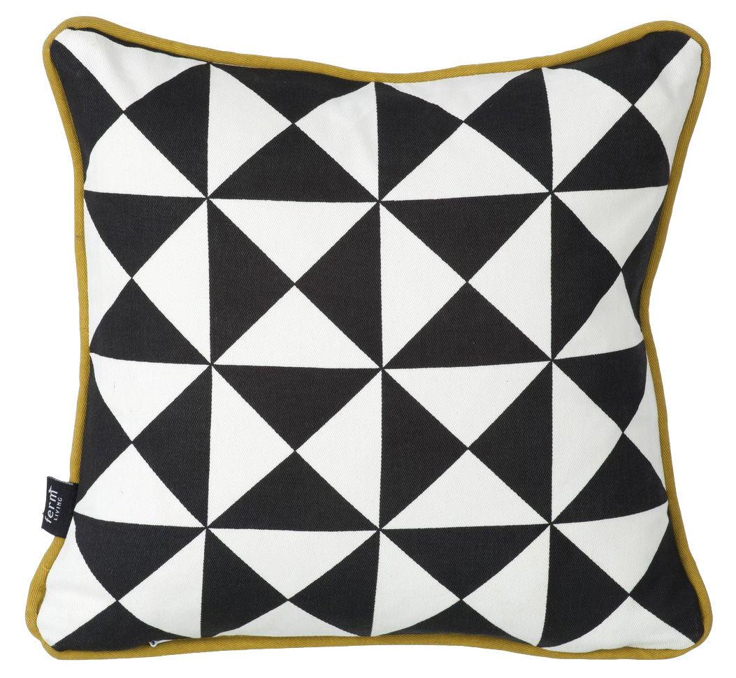 little geometry kissen aus baumwolle 30 x 30 cm ferm. Black Bedroom Furniture Sets. Home Design Ideas