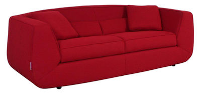 Canap convertible bump xl by ora ito 3 places l 238 cm rouge rouge d - Canape dunlopillo ora ito ...