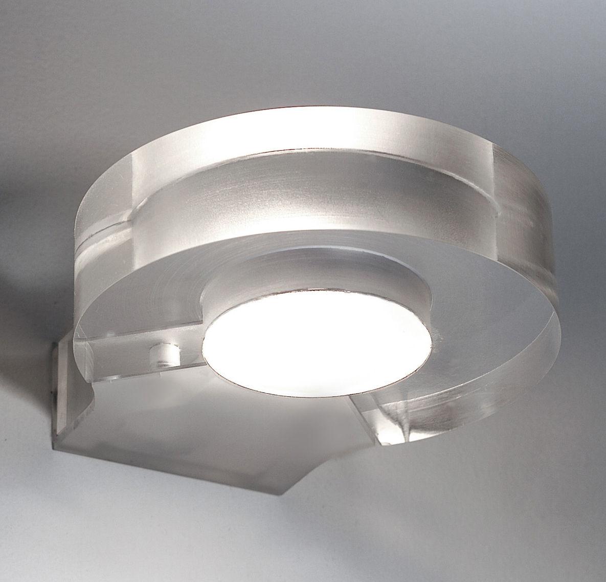Scopri Applique Frost, Vetro trasparente di Artemide, Made In Design Italia