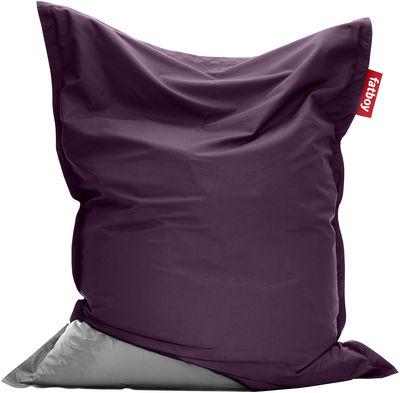 housse jacket pour pouf the original violet fatboy. Black Bedroom Furniture Sets. Home Design Ideas
