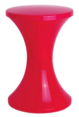 tabouret tam tam fluo h 45 cm rose fluo branex design. Black Bedroom Furniture Sets. Home Design Ideas