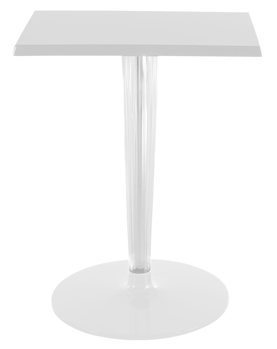 Toptop dr yes garden table square table top 60x60 cm for Table 60x60 design
