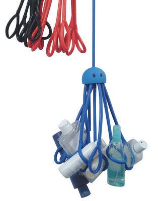 Scopri Portaoggetti Octopus -Piovra per doccia, Blu di Pa Design, Made In Des...