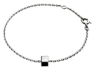 abstract 39 to cube bracelet by ora ito silver by christofle. Black Bedroom Furniture Sets. Home Design Ideas