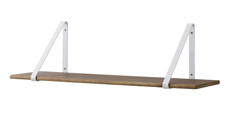 Set Of 2 Shelf Brackets For The Shelf White By Ferm Living