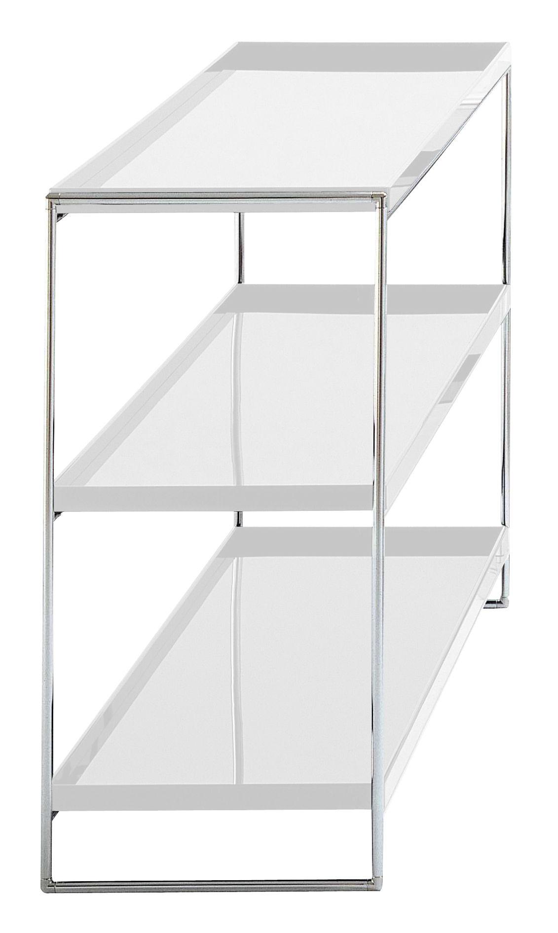 etag re trays blanc kartell. Black Bedroom Furniture Sets. Home Design Ideas