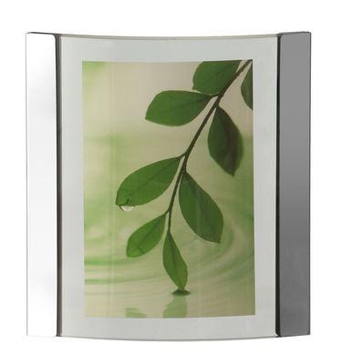 Image of Portafoto Zen di Leonardo - Acciaio - Metallo