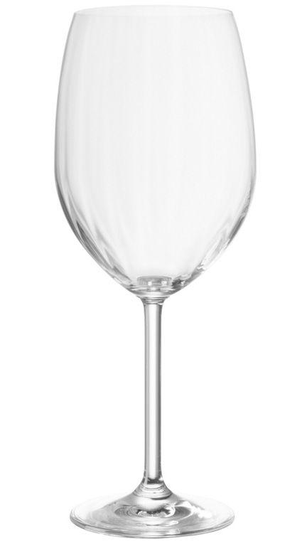 verre vin daily optic pour bordeaux transparent verre bordeaux leonardo. Black Bedroom Furniture Sets. Home Design Ideas