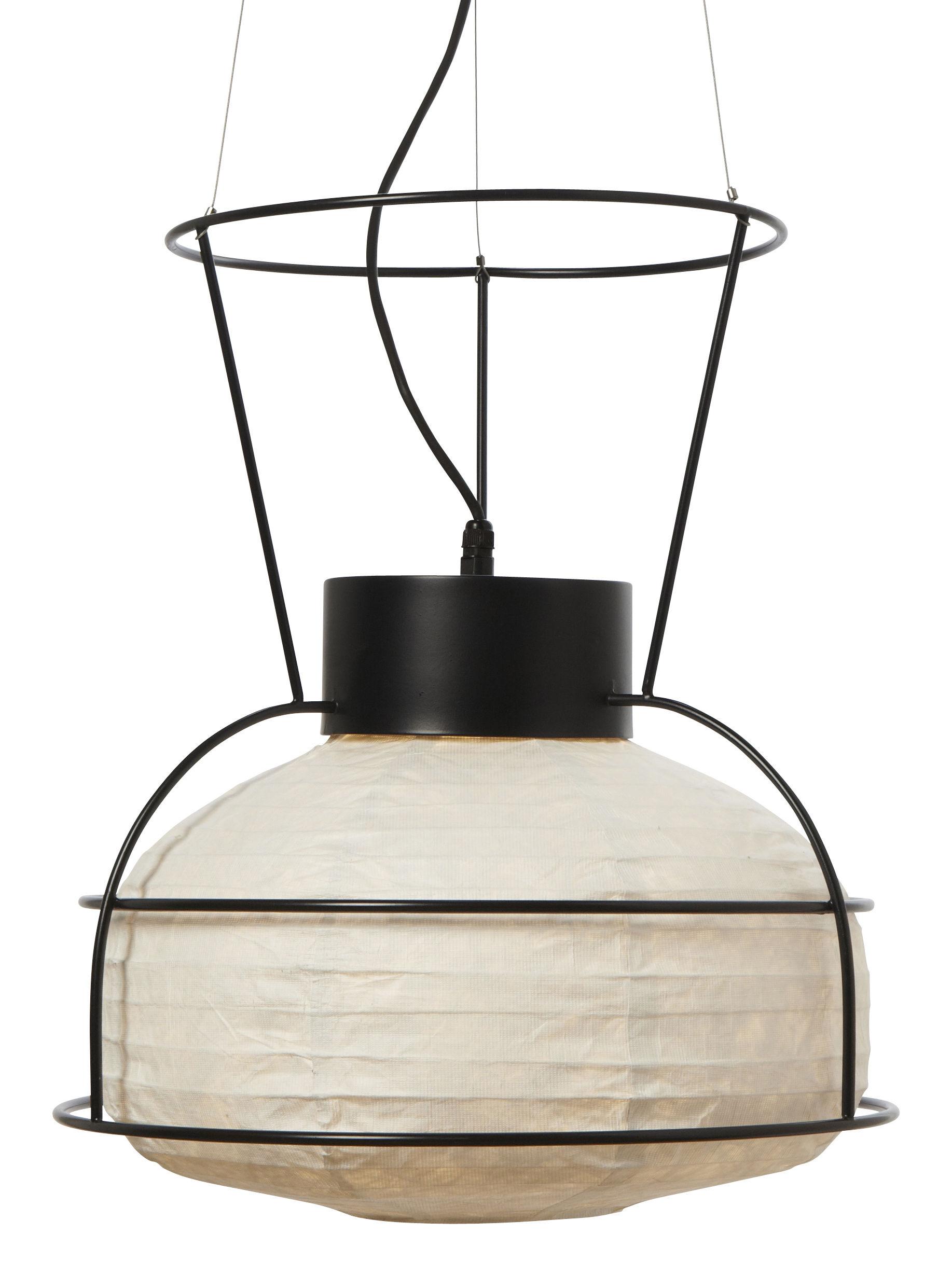 suspension cage 42 6 cm noir forestier. Black Bedroom Furniture Sets. Home Design Ideas