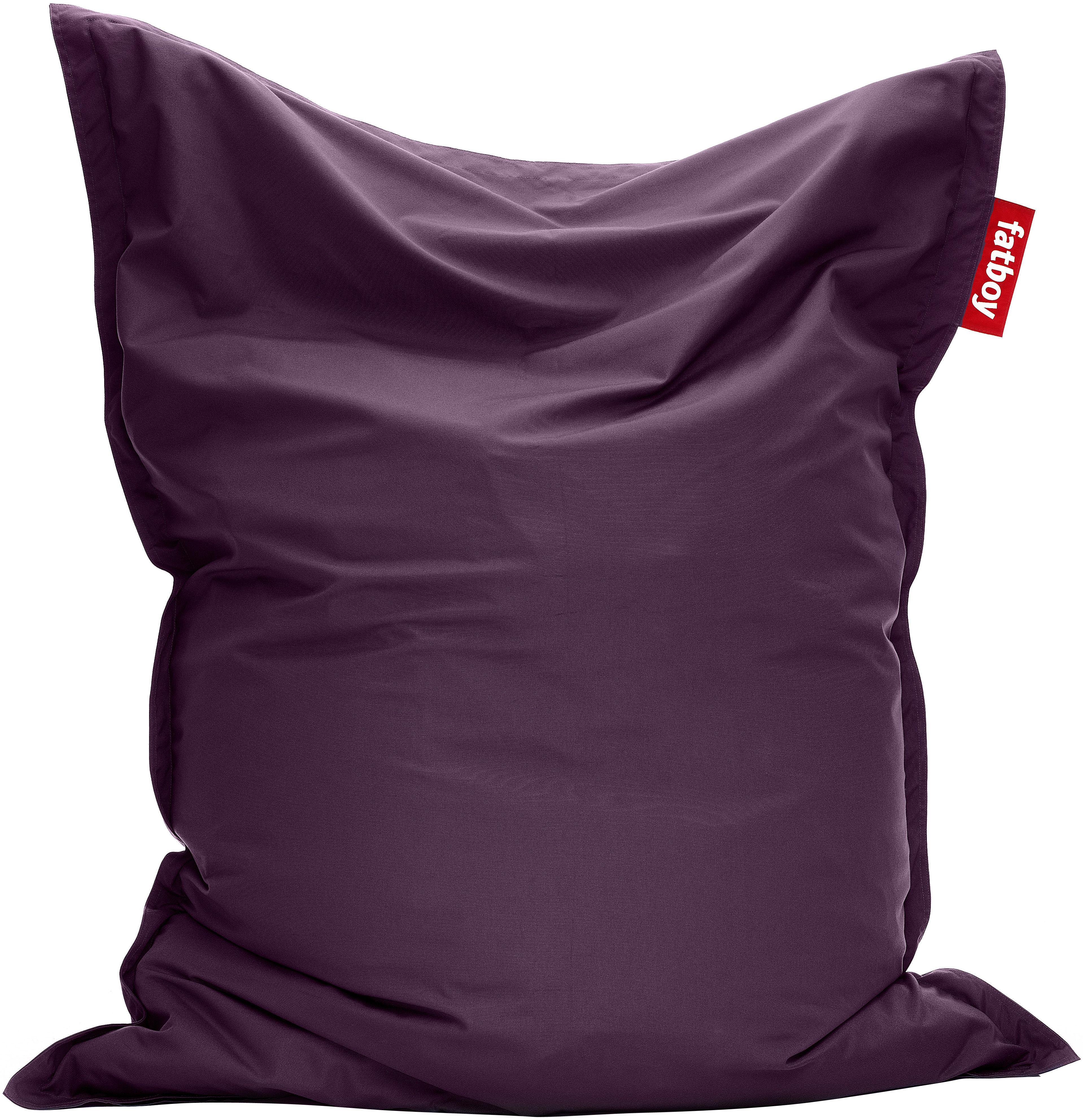 Pouf the original outdoor pour l 39 ext rieur violet fatboy - Pouf exterieur fatboy ...