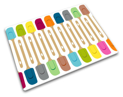 Spatulas Chopping board