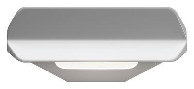 Image of Applique Falena 1 / Plafonnier - L 22 cm - Foscarini Blanc