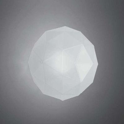Image of Applique Soffione plafonnier - Ø 36 cm - Artemide Blanc opalin Ø 36 cm
