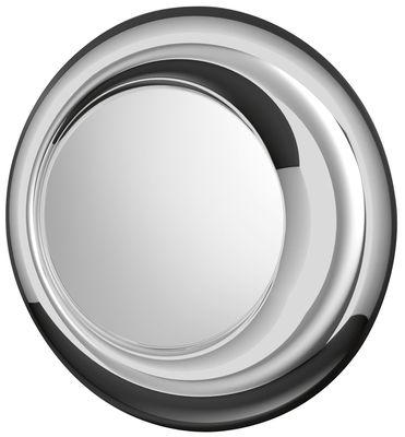 Miroir argent achat vente de miroir pas cher for Miroir contour argent