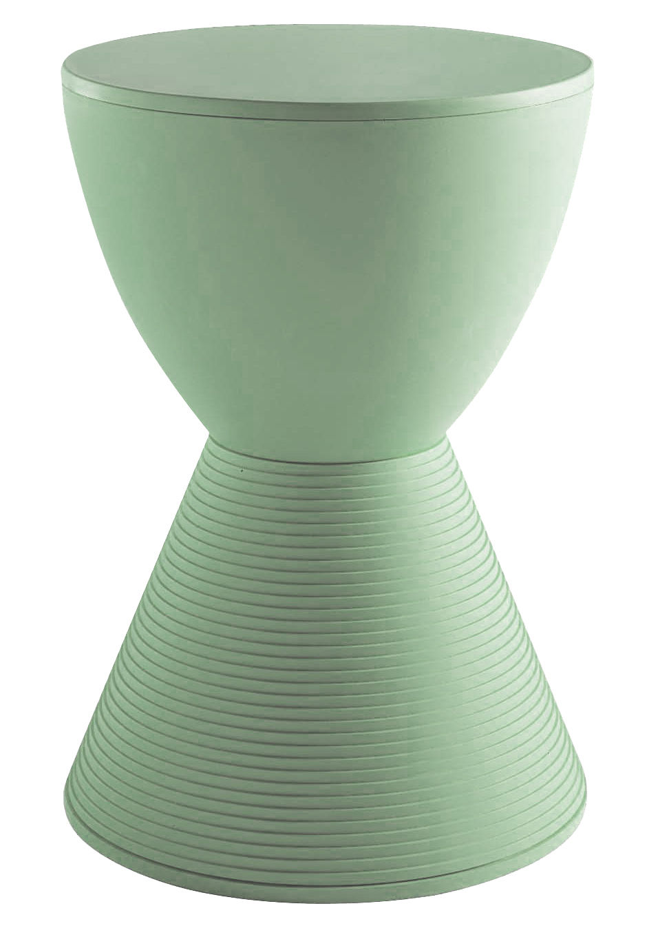 Prince Aha Stool Fennel Green By Kartell