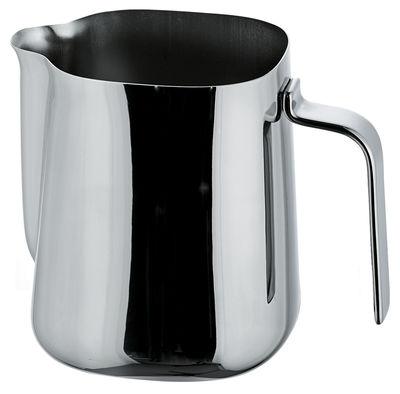 Foto Bricco per latte 401 di A di Alessi - Cromato - Metallo