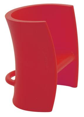 Foto Sedia per bambino Trioli di Magis Collection Me Too - Rosso - Materiale plastico