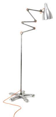 Lampadaire Mirobolite H 120 à 260 cm - Tsé-Tsé Métal mat en Métal