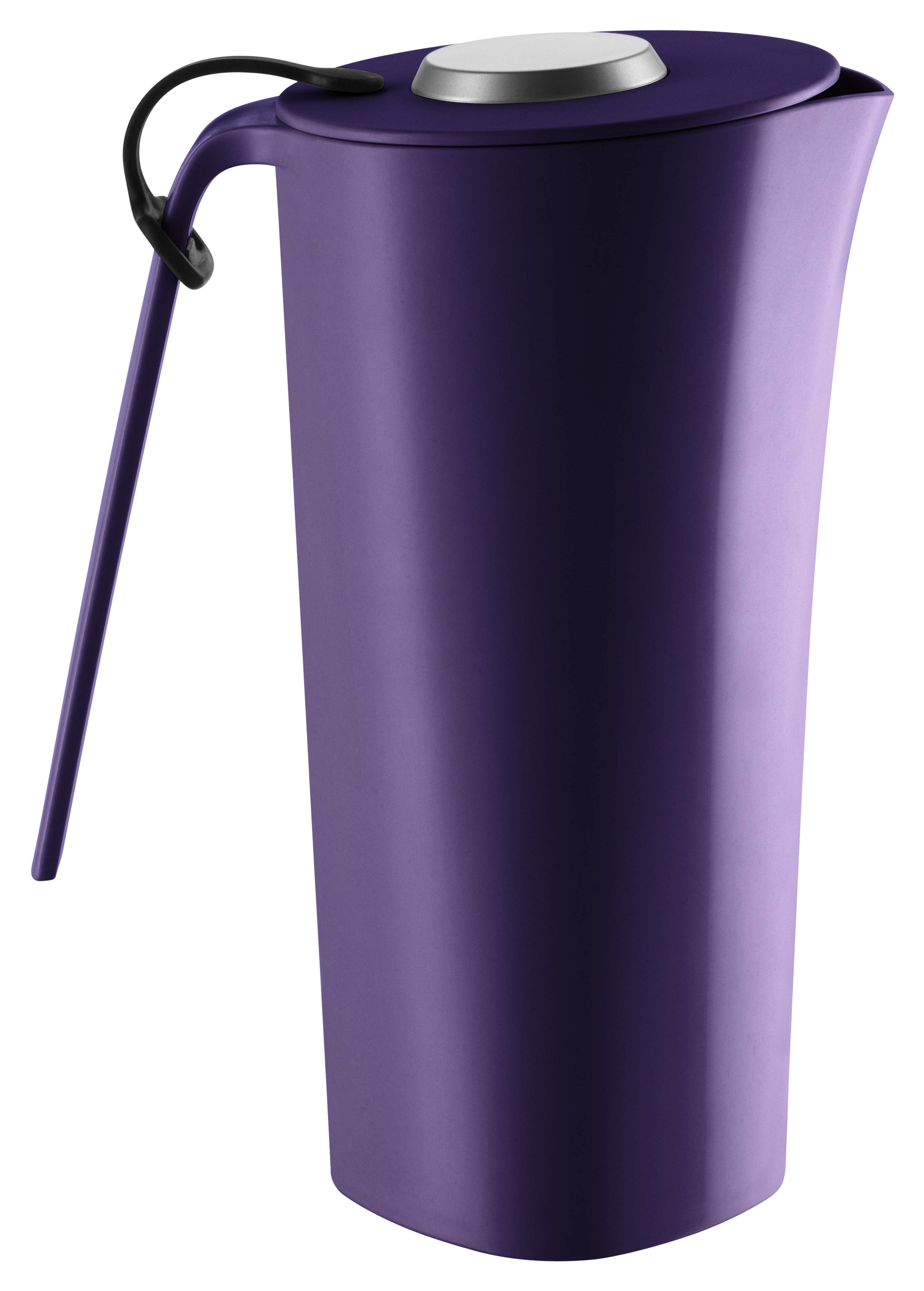 Titan Insulated jug - Thermal carafe Purple by Italesse