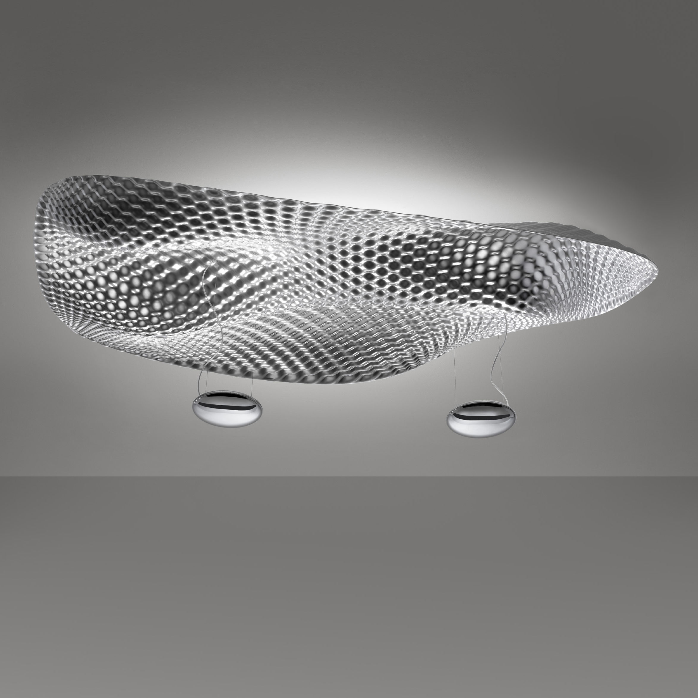 suspension cosmic angel miroir artemide. Black Bedroom Furniture Sets. Home Design Ideas