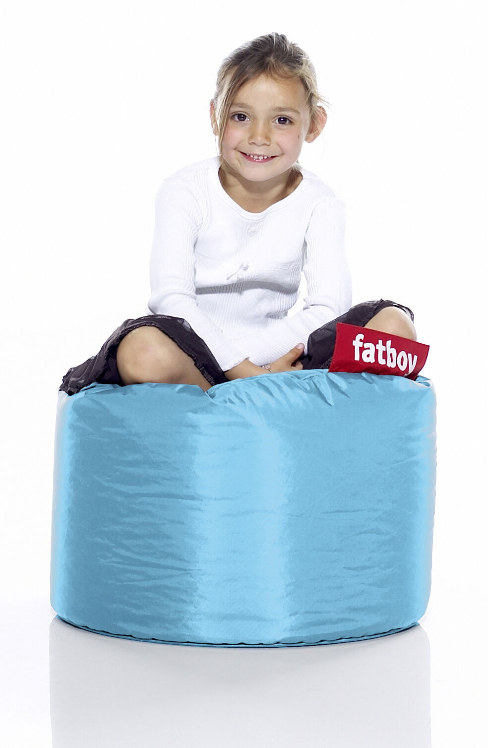 pouf point turquoise fatboy. Black Bedroom Furniture Sets. Home Design Ideas