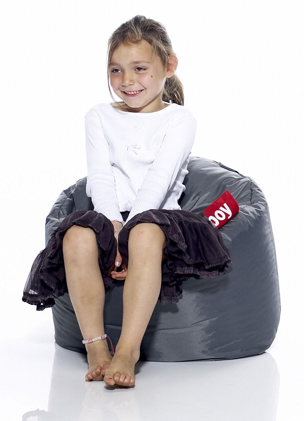 point pouf dark grey by fatboy. Black Bedroom Furniture Sets. Home Design Ideas