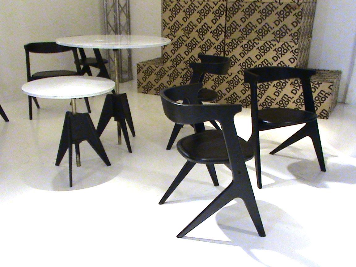 slab tom dixon stuhl. Black Bedroom Furniture Sets. Home Design Ideas